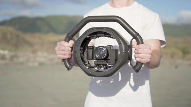 Lightweight Handheld Gimbals