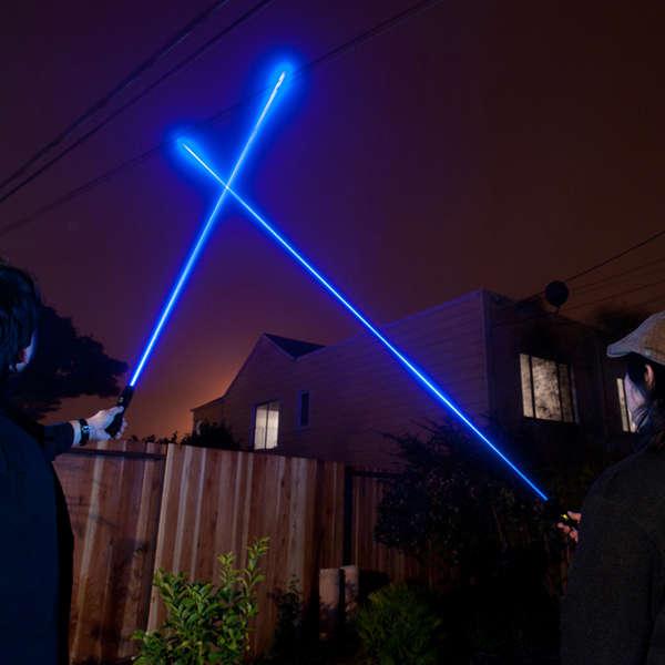 Sci-Fi Sword Lasers