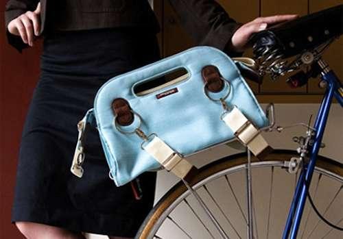 Convenient Bicycle Carryalls