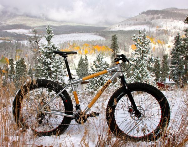Rugged Bamboo Bikes