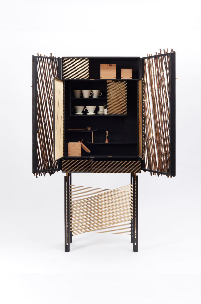 Sophisticated Handmade Cabinets