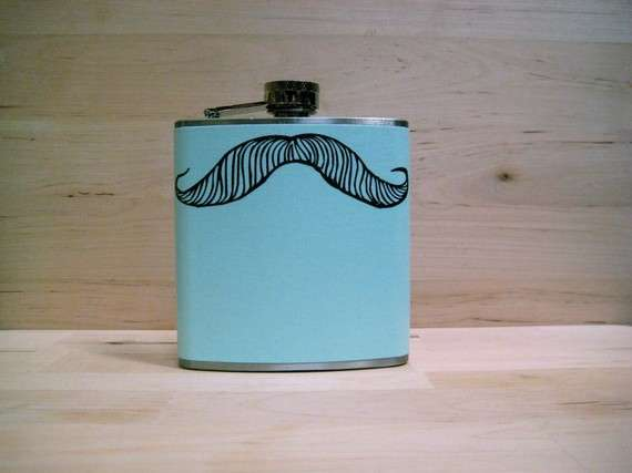 Handmade Hipster Flasks