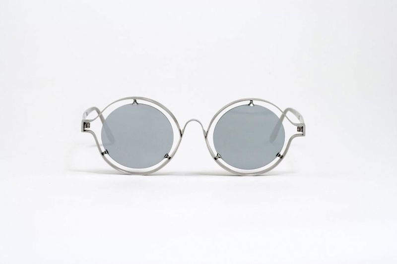 Suspended Lenses Sunglasses