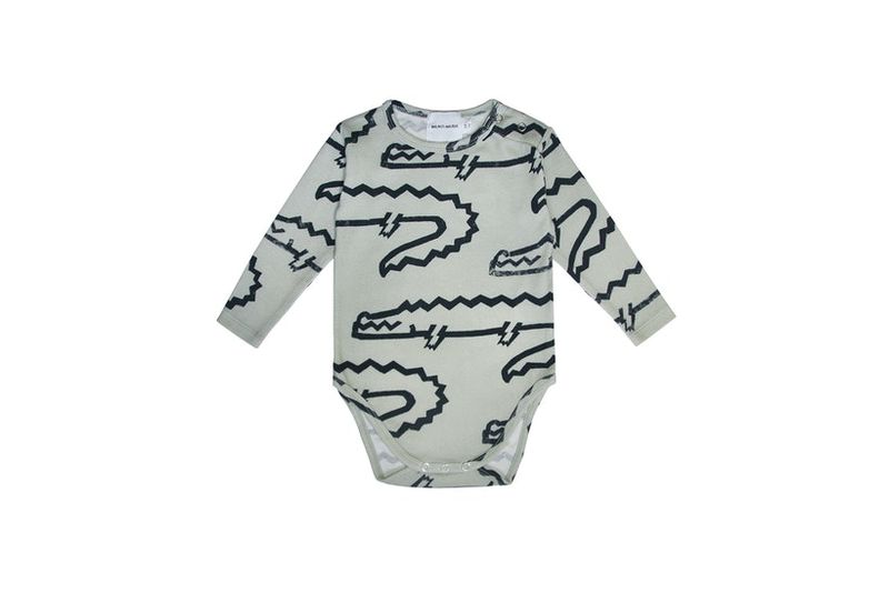 Animal-Printed Youth Apparel