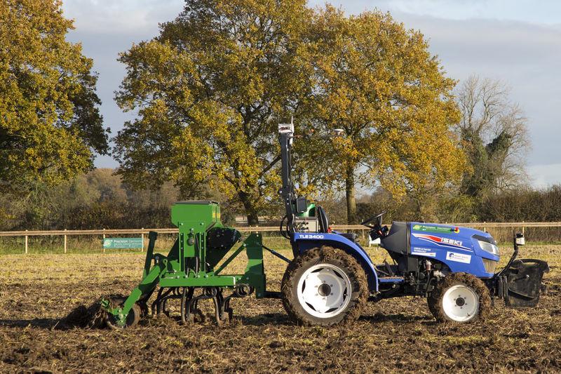 Autonomous Agricultural Systems