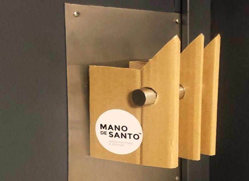 Anti-Contact Door Handle Attachments