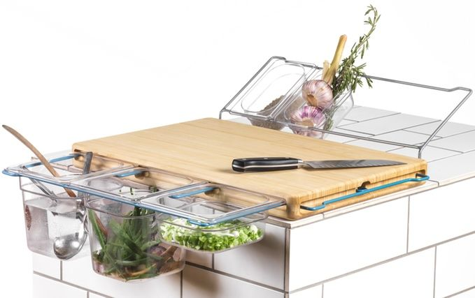 Multifunctional Kitchen Workbenches