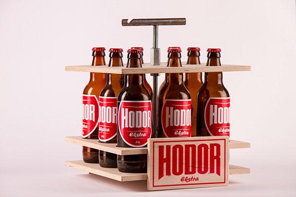 Handyman Beer Branding
