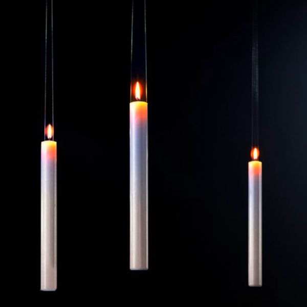 Magical Hanging Candles
