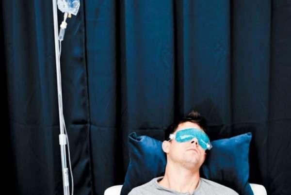 Hangover-Helper Clinics