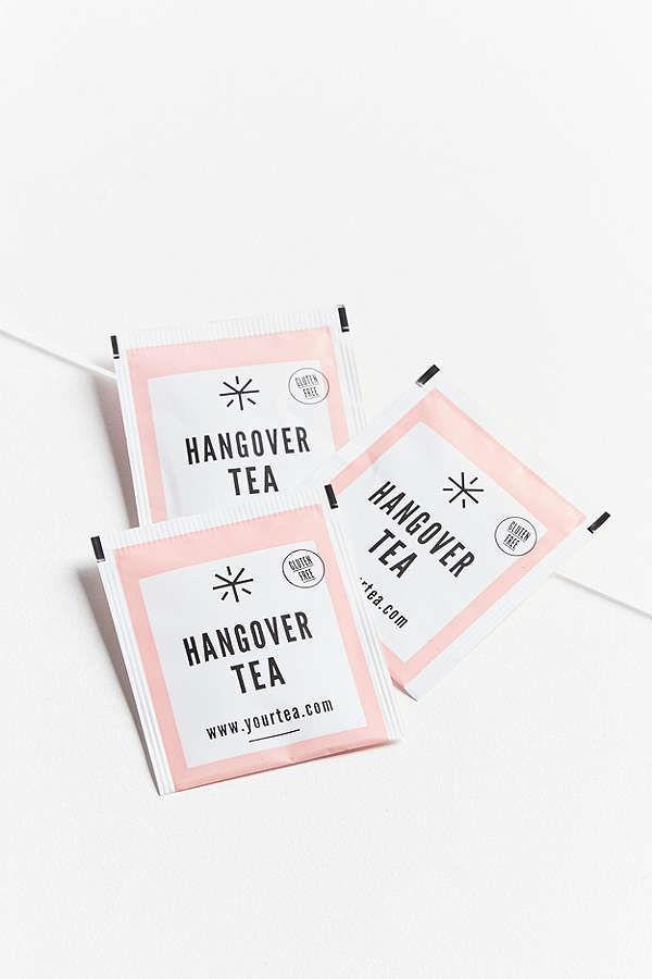 Hangover-Curing Tea Blends