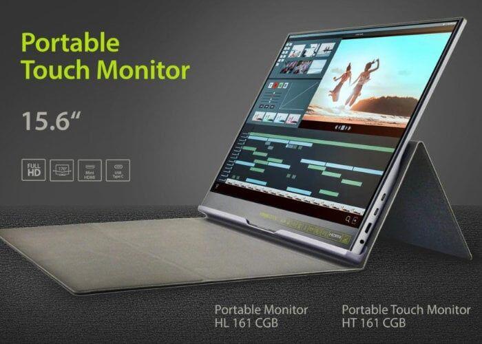 HD External Monitor Displays