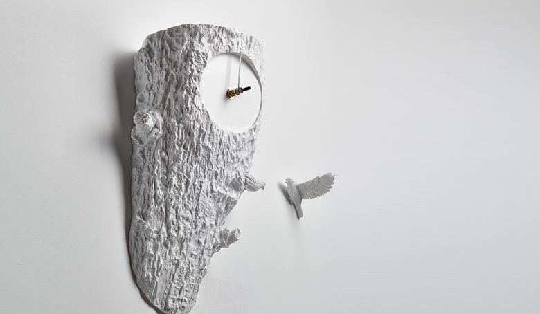 Elaborate Arboreal Clocks