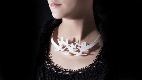 Avian Cut-Out Chokers