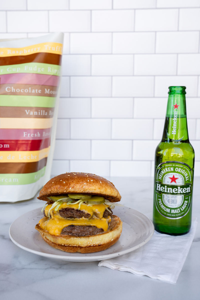 Exclusive Happy Hour Burgers