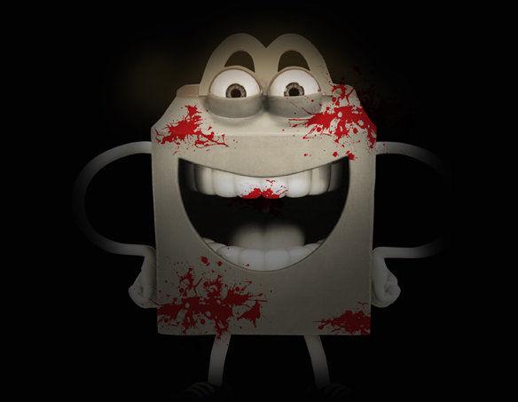 Murderous Mascot Spoofs