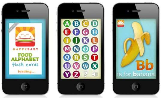 Infant iPhone Apps