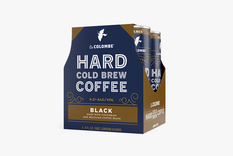 Alcoholic Canned Coffee Beverages