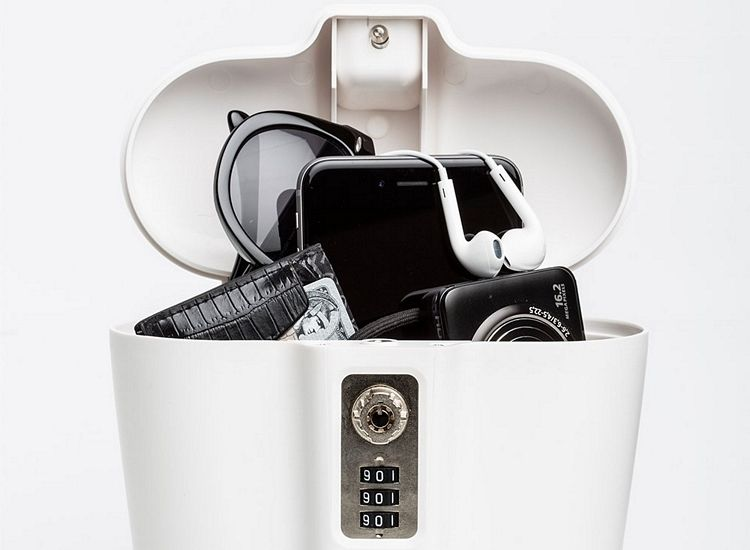 Portable Travel Safes