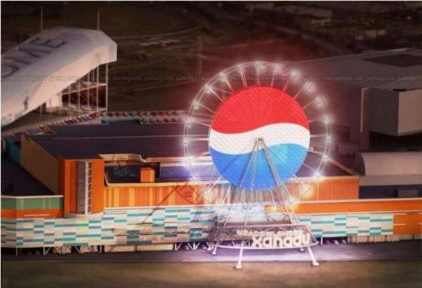 Branding America's Largest, Eco Ferris Wheel