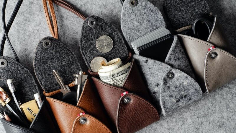 Multifunctional Luxury Pocket Organizers