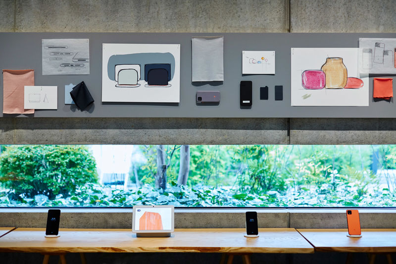 Tech Product-Centric Installations