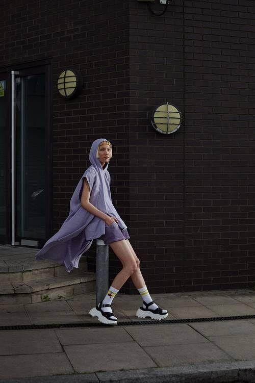 Vibrant Contemporary Fashion