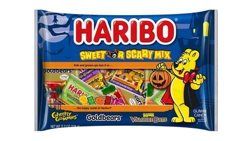 Trick-or-Treat-Friendly Gummy Candies