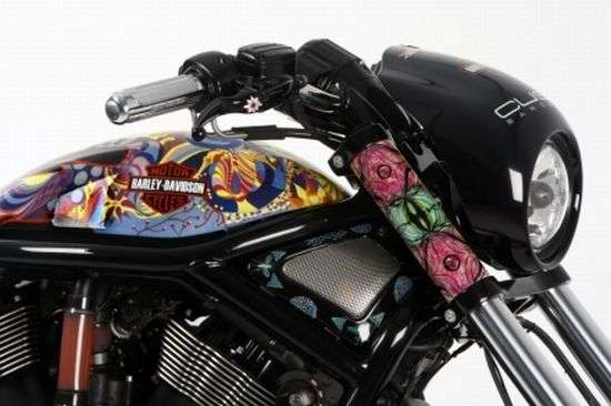 Flower Power Charity Hogs