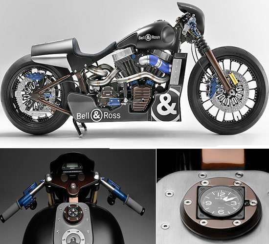 Magnificent Luxury Motorcycles