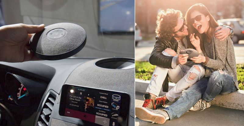 Detachable Car Speakers
