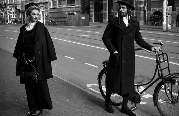 Hasidic Judaism-Inspired Editorials