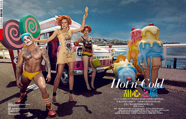 Ice Cream Truck Editorials