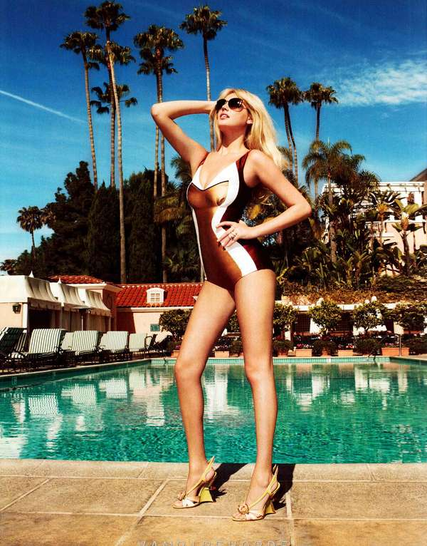 Sundrenched Hollywood Shoots