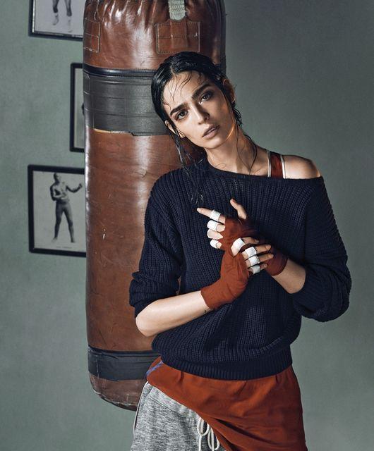 Embellished Boxer Editorials Harper S Bazaar Mexico July