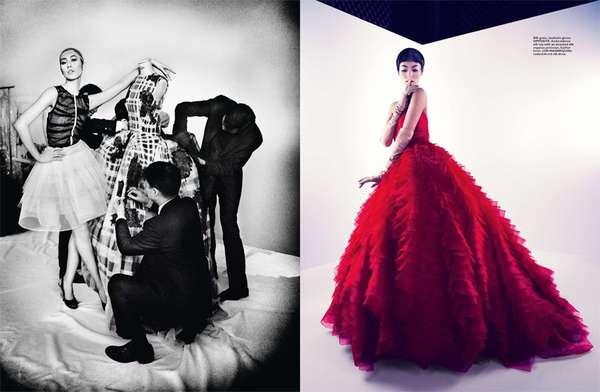 Glamorous Dior Galleries