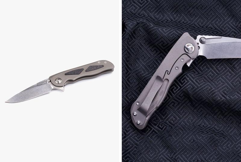 Drop-Point Pocket Knives