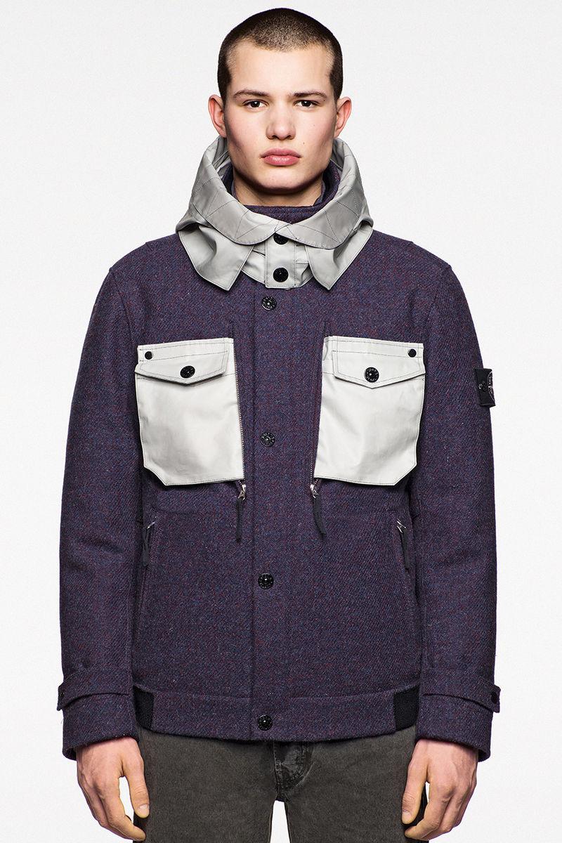 Icy Wool Jackets