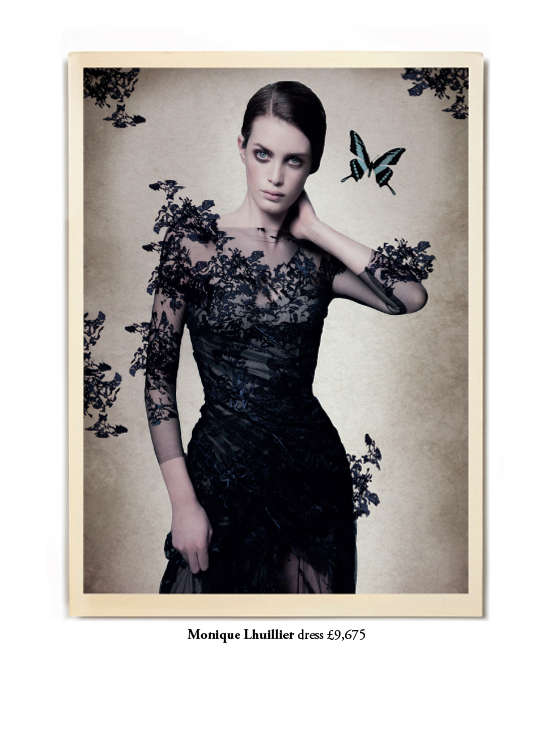 Enchanting Floral Editorials