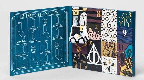 Wizard Sock Advent Calendars