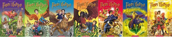 Globe-Trotting Fantasy Book Covers