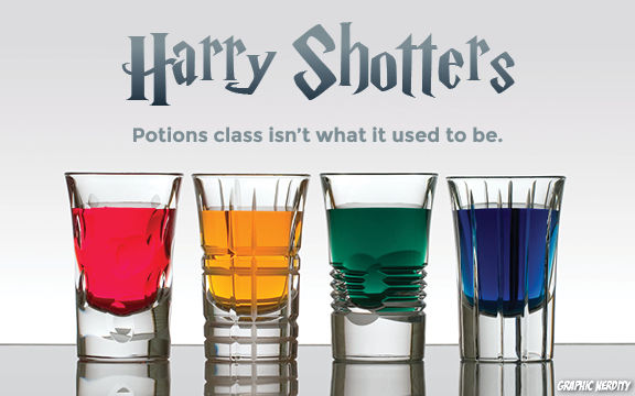 Wicked Wizardly Shots