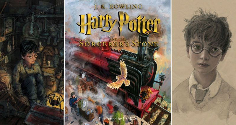 Iconic Wizard Picture Books