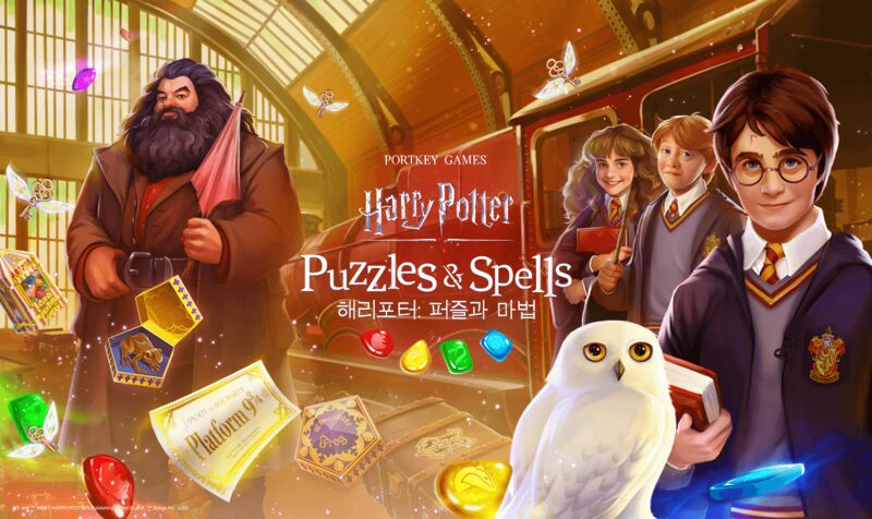 Wizard-Themed Mobile Games