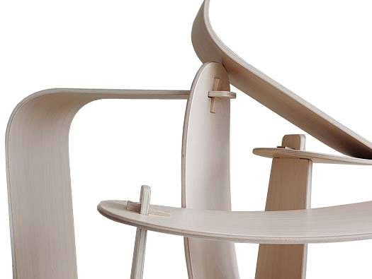 Curvy Minimalist Furnishings