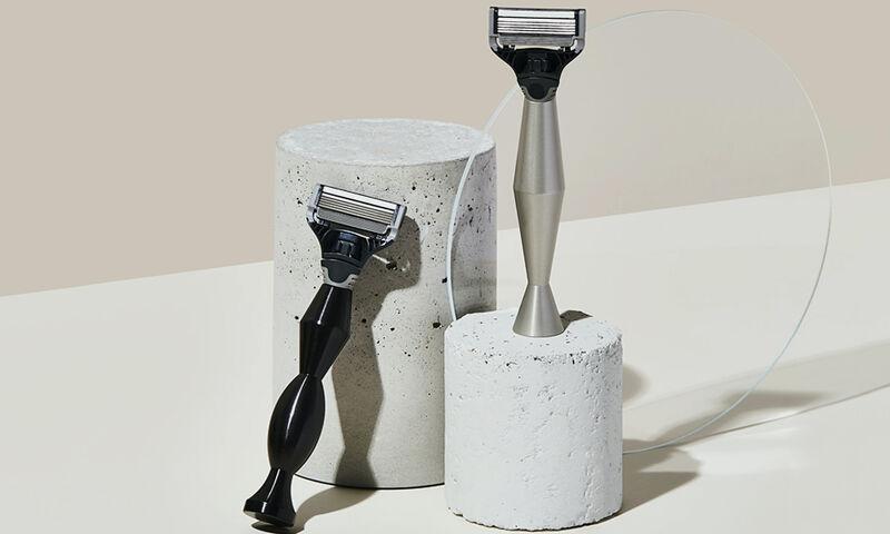 Sculpted Artistic Razor Accessories