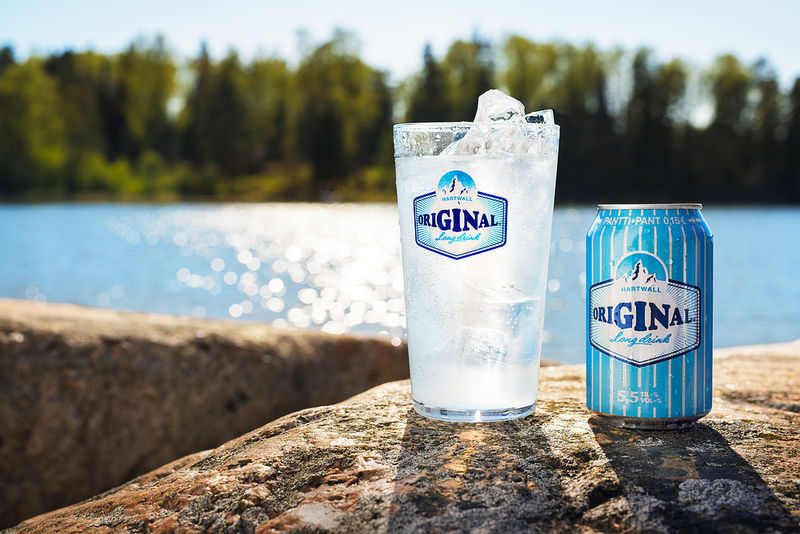 Scandinavian-Inspired Spiked Sodas