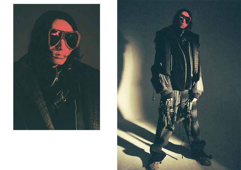 Post-Apocalyptic Exclusive Editorials