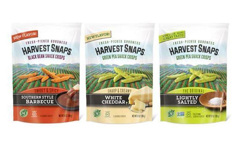 Artisan-Inspired Snack Peas