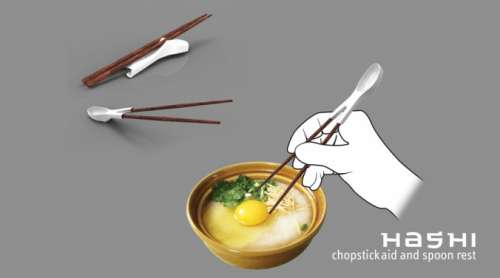 Ingenious Asian Sporks